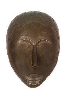Moulage d'un masque
