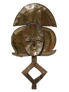 Statuette de gardien de reliquaire