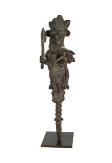 Figurine de cavalier