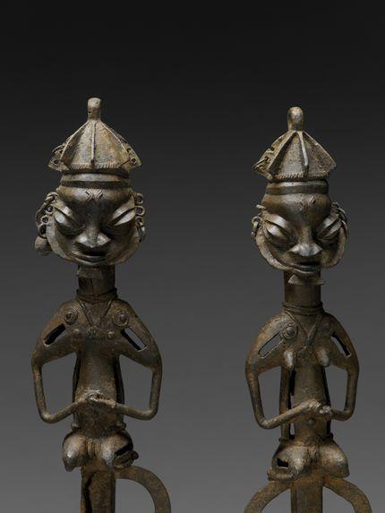 Statuette de la société ogboni