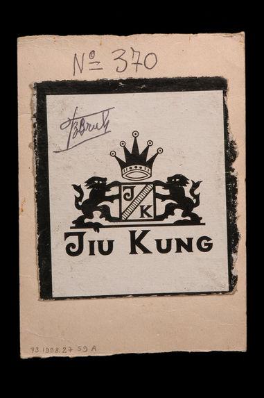 Dessin : Jiu Kung