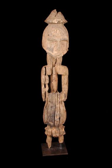 Statuette anthropomorphe