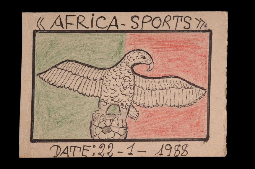 Dessin : Africa-sports