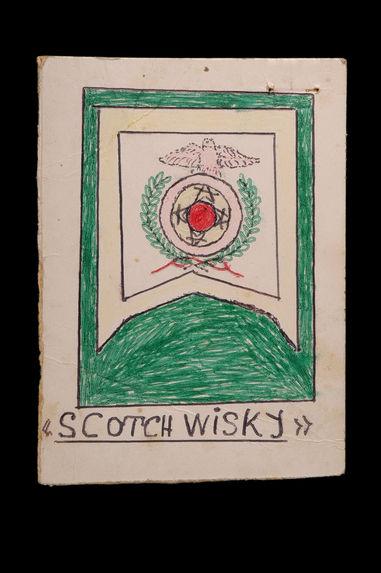 Dessin : Scotch Wisky