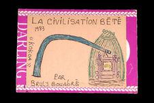 Dessin : La civilisation Bété 1983 / Kokoa