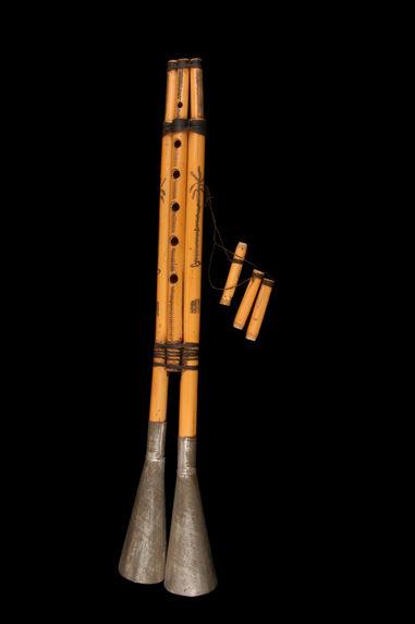 Clarinette triple