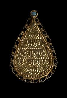 Amulette pendentif