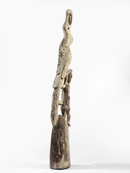 Sculpture faîtière