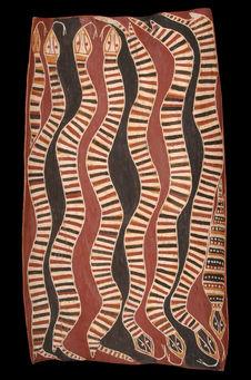 Serpents bruns venimeux