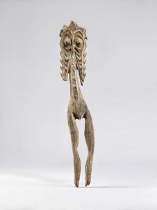 Sculpture féminine