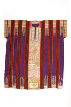 Costume de mariée : robe-tunique