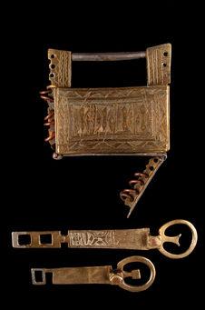 Cadenas et clefs