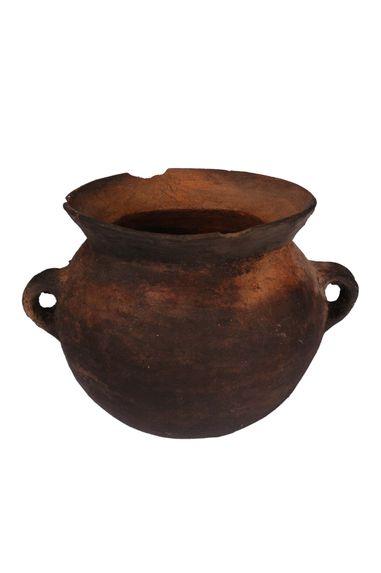 Pot à deux anses