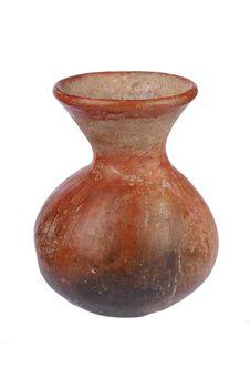 Vase globuleux à col