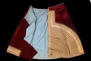 Costume de femme juive : jupe