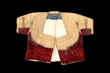 Costume de femme juive : boléro