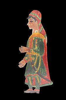 Figure d'ombres : Tahir