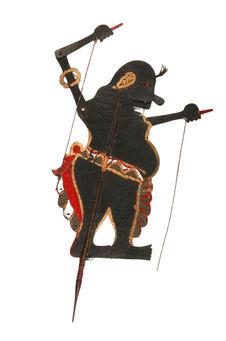Figure d'ombres : comique Jemura