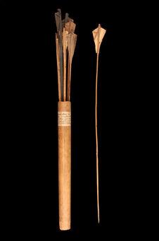Flèches et carquois