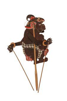 Figure du théâtre d'ombres : Twalen