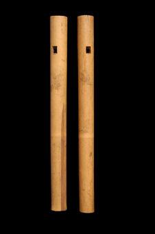 Flûtes appariées