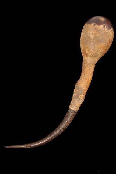 Trompe latérale composée (perce conique)