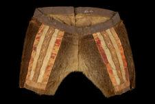 Culotte courte de femme