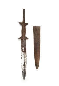 Couteau avec gaine