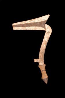 Couteau cérémoniel