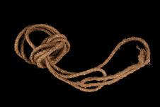 Outil de cordier : corde de roue