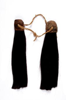 Chevelure de femme juive, postiche
