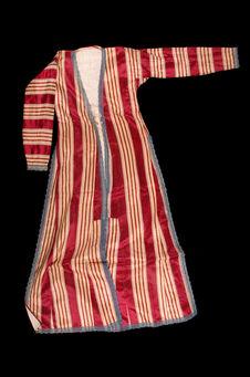 Costume de femme palestinienne : robe