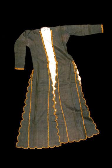 Costume de femme : manteau