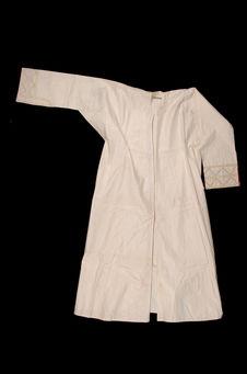Costume de Bédouin : manteau