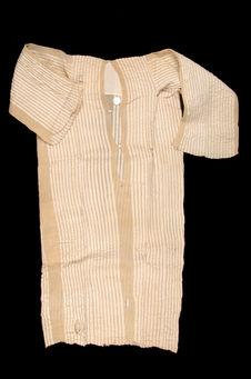 Costume de paysanne : chemise