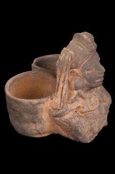 Vase-effigie