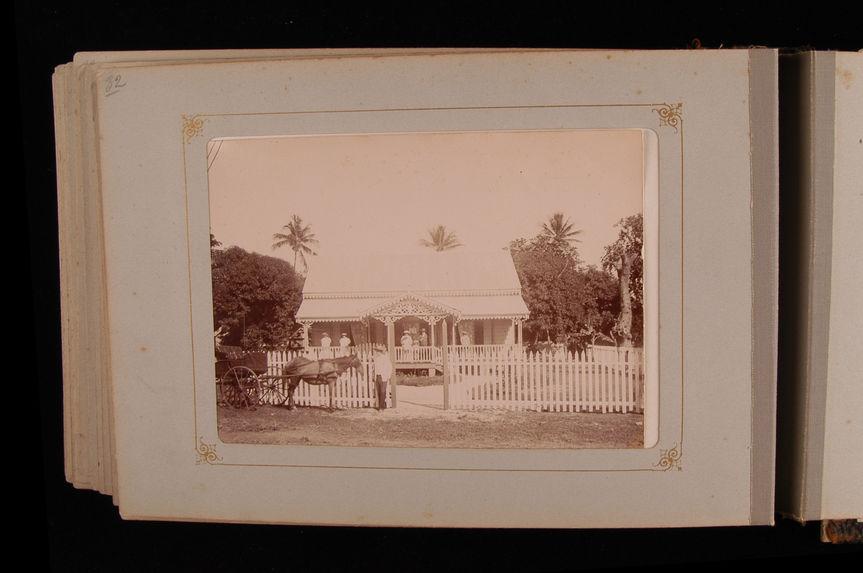 Habitation de riche à Papeete