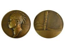 Médaille - Dahomey