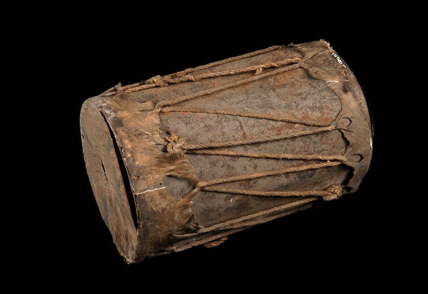 Tambour cylindrique à 2 peaux