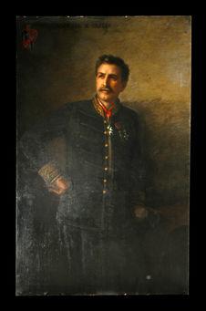Portrait de Savorgnan de Brazza