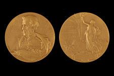 Médaille - Société de géographie commerciale de Saint-Etienne