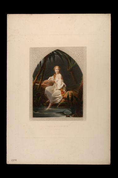 Paul et Virgine - Le bain