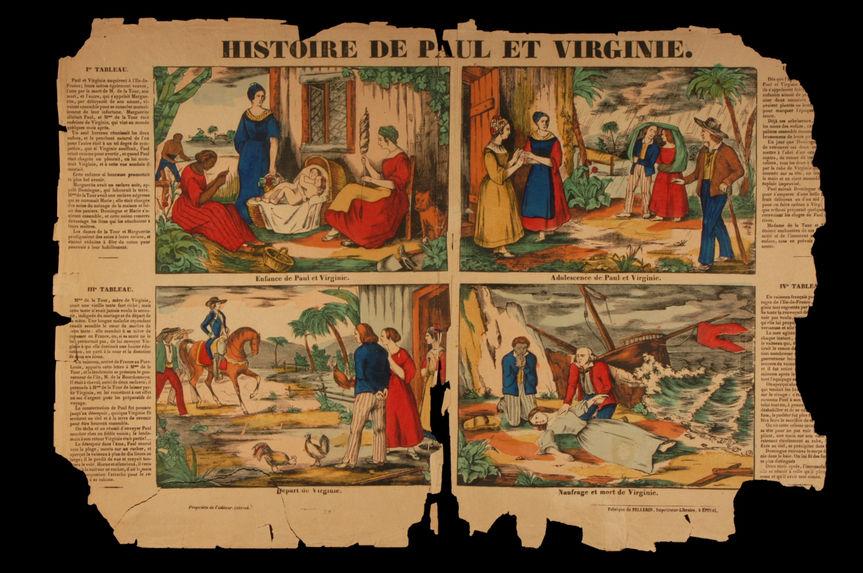 Histoire de Paul et Virginie
