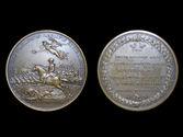 Médaille - Bataille de Cowpens