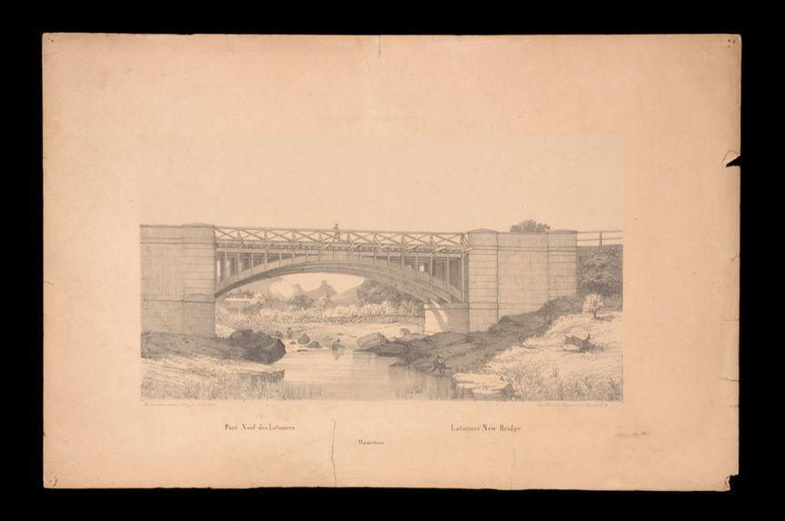 Pont Neuf des Lataniers - Mauritius
