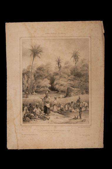 Le ruisseau des blanchisseuses à Haan
