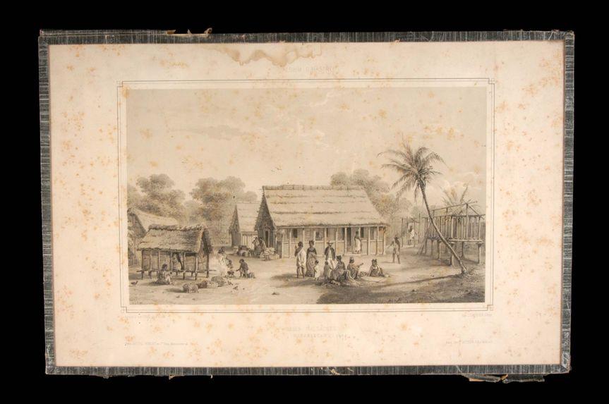 Cases malgaches - Madagascar