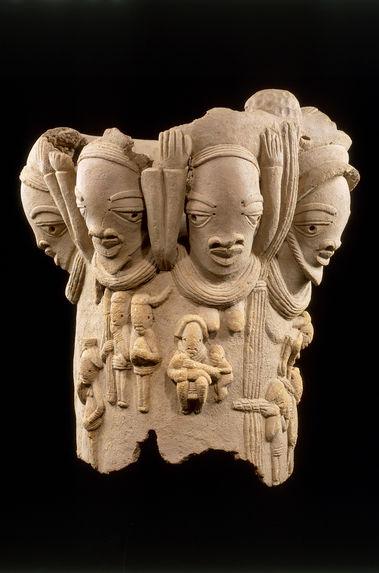 Sculpture en bas-relief