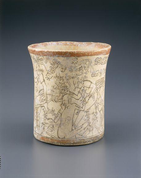 Vase de style codex