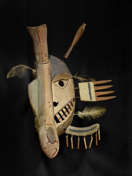 Masque du poisson